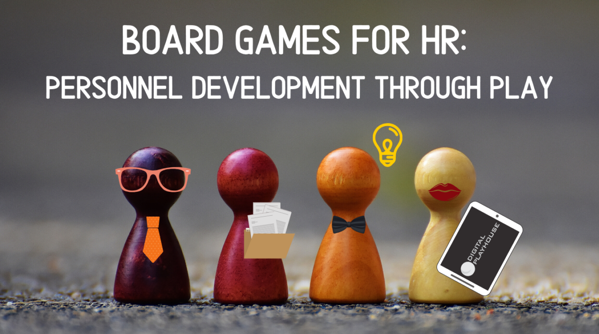Board Games for HR: Personnel Development Through Play